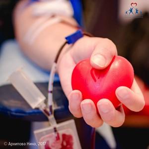Впервые в России составляется социальный портрет ответственного донора крови