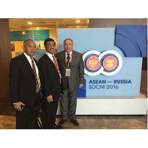 Деловой Совет Россия - Индонезия принял участие в юбилейном саммите АСЕАН в Сочи