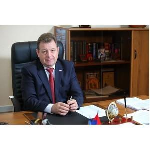 Андрей Подволоцкий: Агентство Городского Развития работает на благо Череповца
