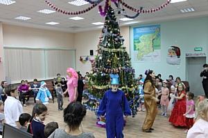 Активисты ОНФ в Республике Коми провели акцию «Новогоднее чудо»