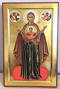 Икона Богоматери «Великая Панагия» (список с Ярославской Оранты)