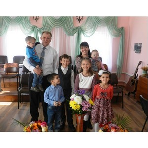 Фонд «Восточный» в августе оказал поддержку приемной семье и 4 тяжелобольным детям