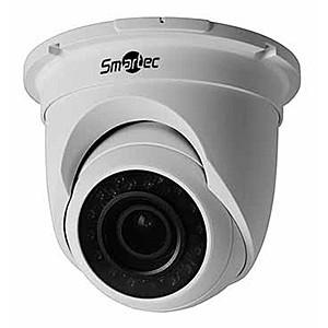 Премьера Smartec — 5 МР IP-камера с чувствительностью 0,1 лк и WDR 72 дБ