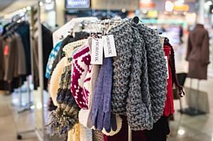 В ТРЦ «Караван» состоялся модный шопинг проект «Karavan Fashion Days»