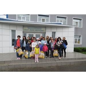 Экскурсия на кондитерскую фабрику «Мак-Иваново»
