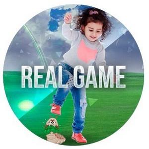 """Новый игровой аттракцион """"Realgame"""""""