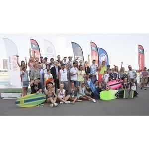 Чемпионат России по вейксерфингу 2018 прошел в Москве