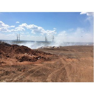 К решению поднятой ОНФ проблемы стихийной свалки в Татарской Каргале подключились надзорные органы