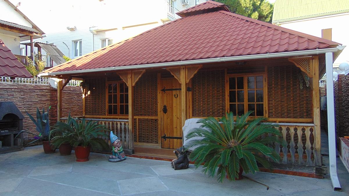 Дом в аренду в центре Адлера. Отличный вариант для отдыха и проживания