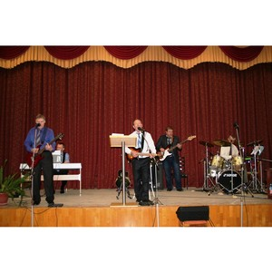 «Т Плюс» провела благотворительный концерт для престарелых и инвалидов в Йошкар-Оле