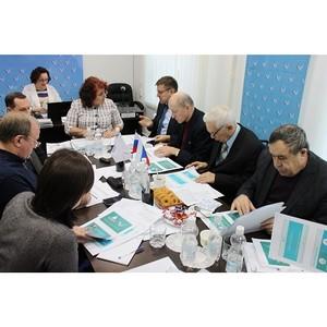 Представители Народного фронта в Амурской области утвердили план работы на 2017 год