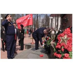 Кинокомпания «Союз Маринс Групп» приняла участие в автопробеге памяти