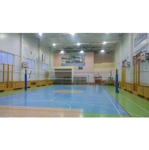 Активисты ОНФ в НАО проверили состояние спортивных залов сельских школ региона