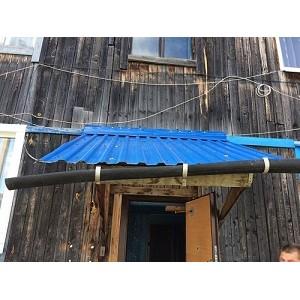 ОНФ в Югре проверил качество капитального ремонта в поселке Куминский