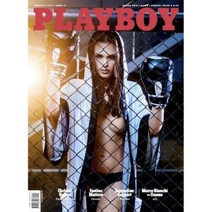 Jacqueline Sappert  - новое лицо итальянского Playboy