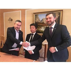 «Татнефть» и Konica Minolta подписали меморандум о намерениях