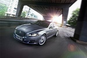 ��������������� ���� �� Jaguar XJ!