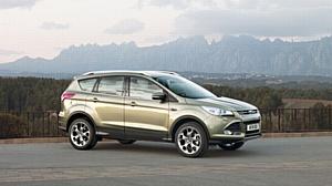 Станьте первыми обладателями нового Ford Kuga в «Независимость Ford»!