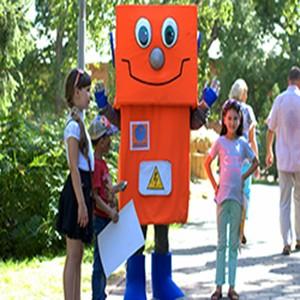 Омскэнерго: безопасное электричество