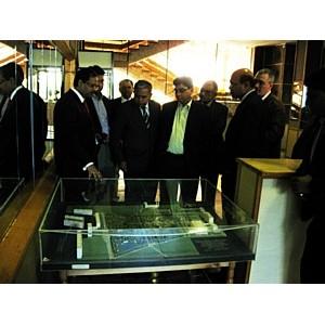 Индийская делегация посетила Переславский технопарк