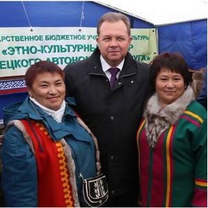 Виктор Павленко: «Арктические муниципалитеты» объединяют Российский Север