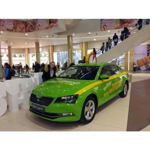 Granat забрендировал автомобили «ТаксовичкоФ» под новую акцию