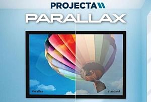 Проекционные экраны Projecta Parallax – решение для ярких помещений найдено!