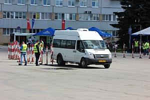 Водители «Балтики» стали лауреатами областного конкурса профмастерства
