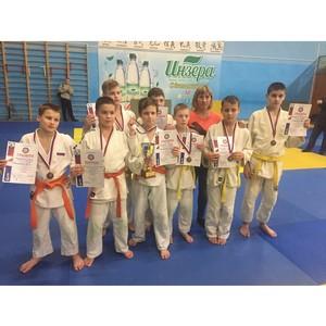 Пензенские дзюдоисты стали бронзовыми призерами турнира в Республике Мордовия
