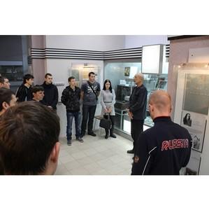 «Ростелеком» рассказал студентам ВУЗов Благовещенска об истории развития связи в Амурской области