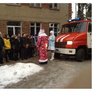Пожарно–спасательные подразделения Подмосковья будут работать в усиленном режиме в праздники