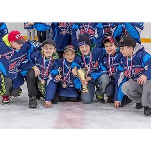 «Сафмар» поможет юным хоккеистам в Самарской области