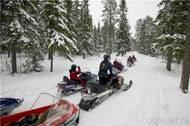 ООО «ЕНДС-ХМАО» - технический партнер трофи-рейда на снегоходах