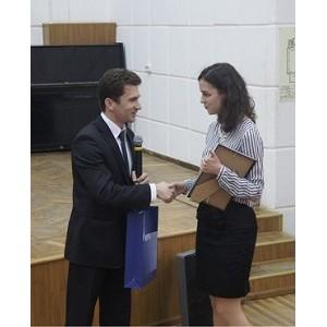 Банк ВТБ наградил участников студенческого конкурса