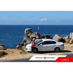Автомобиль Favorit Motors совершил путешествие от самой северной до самой южной точки Европы