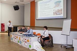 В корпоративном университете Евроцемент груп состоялся совместный семинар со специалистами FLSmidth