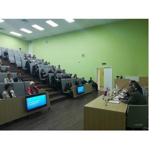 В Волгоградской области прошла региональная конференция Народного фронта