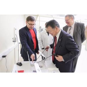 Президент Университета Канадзавы: «Нас особенно привлекает сотрудничество с КФУ в области медицины»