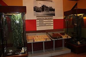 Активисты ОНФ провели экскурсию для школьников в музее Челябинского тракторного завода