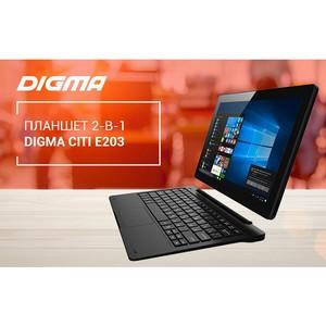 Надёжный спутник в работе: Digma анонсировала планшет 2 в 1 Citi E203