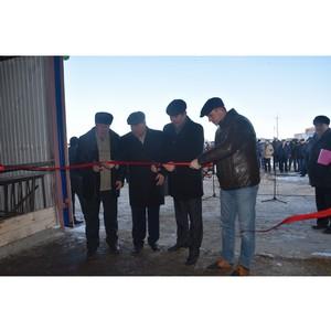 МРСК Центра в Тамбовской области обеспечила электроснабжение нового фермерского предприятия