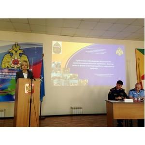 Виктория Бессонова: приоритет для МЧС – профилактика, а не количество проверок