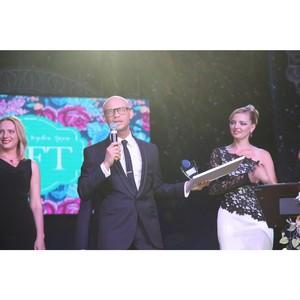 Дмитрий Хрусталев получил премию в номинации  «Звездный ведущий года»