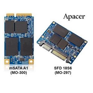 Apacer запускает тонкие SATA 3.0 SSD для промышленных мобильных устройств