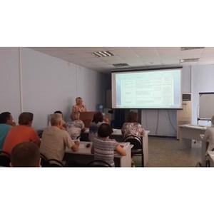 15 июля в Филиале ФГБУ «ФКП Росреестра» по Ставропольскому краю проведена платная лекция