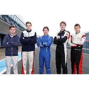 ѕодтверждены ещЄ п¤ть российских пилотов молодЄжного первенства SMP F4 Championship