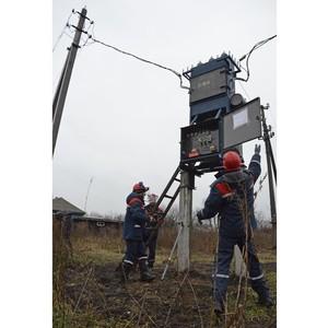 Тамбовэнерго повышает качество энергоснабжения потребителей Тамбовской области