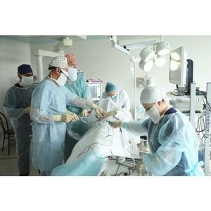 Студенты КБГУ осваивают лапароскопическую хирургию