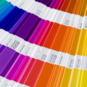 Как выбрать цветовую гамму для рекламы?