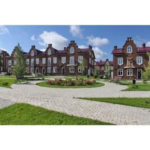 В коттеджном поселке «Кембридж» реализовано более 81% таунхаусов